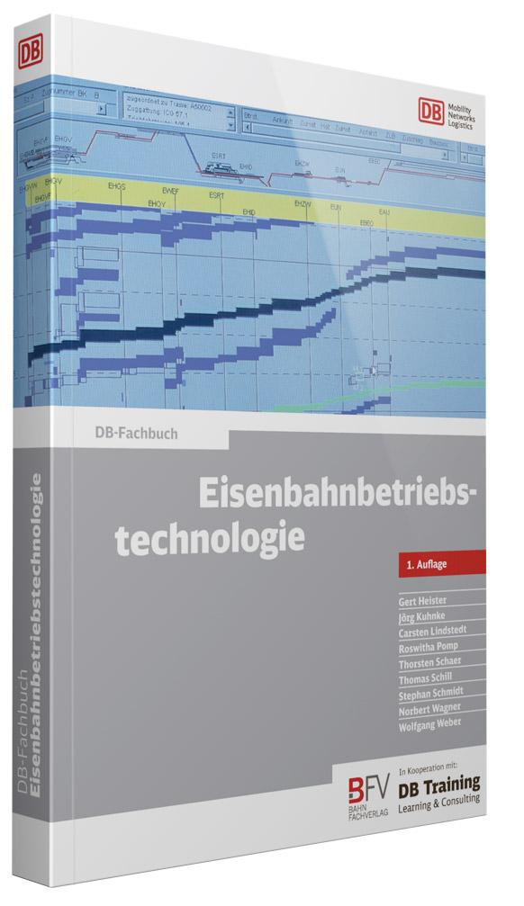 Eisenbahnbetriebstechnologie, 1. Auflage, E-Book