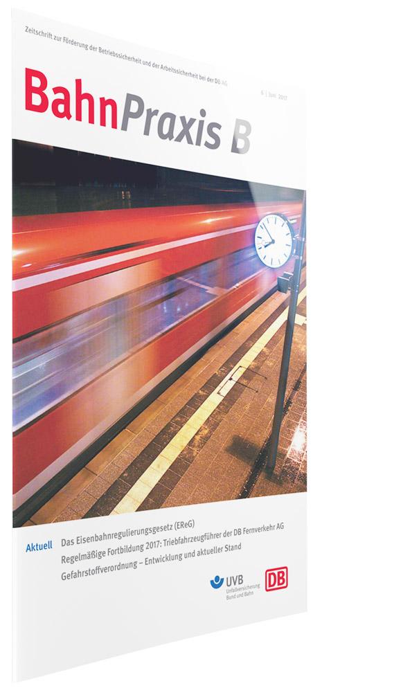 Zeitschriften-Reihe BahnPraxis