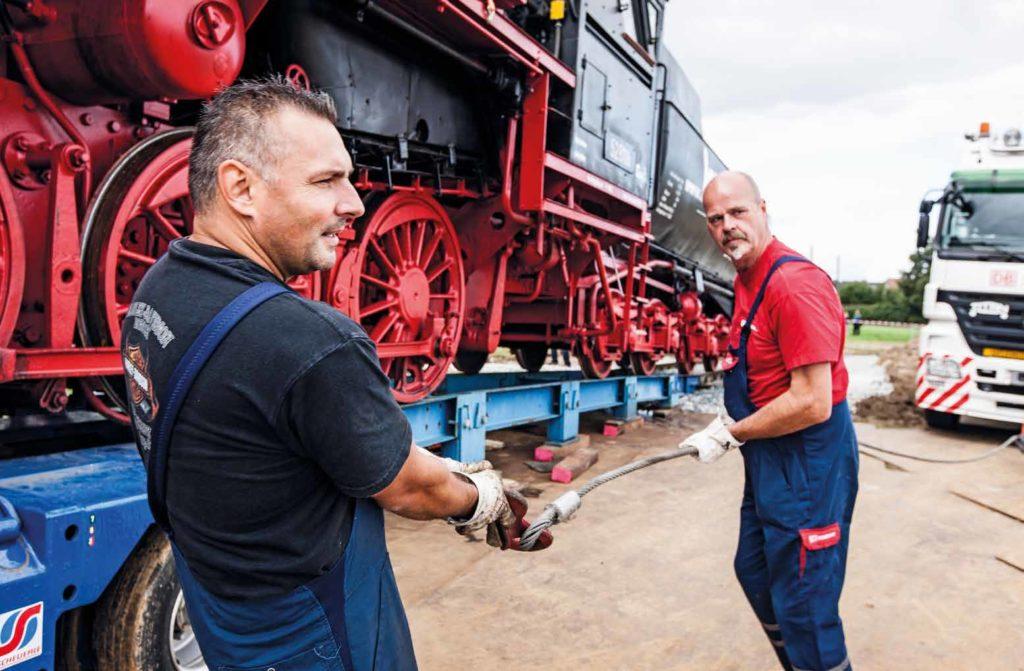 Bahn Mitarbeiter