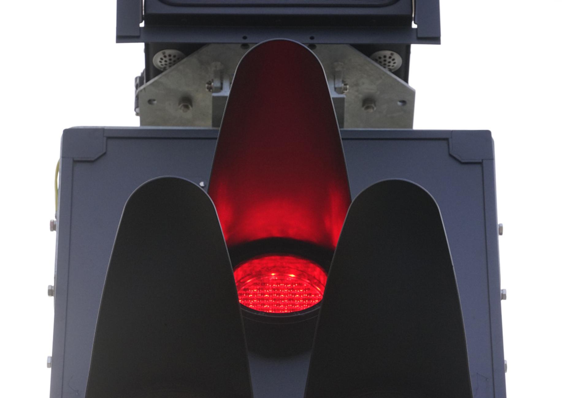 """""""Halt"""" - Lichtsignal zeigt """"Hp 0"""""""