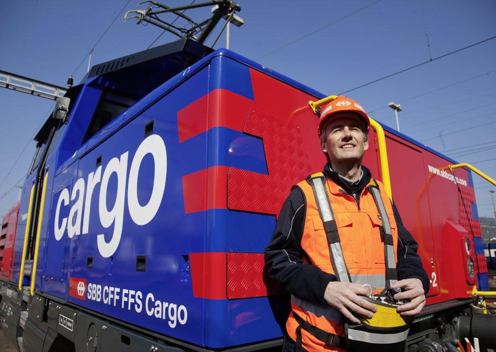 SBB Cargo Eem 923 Stadler Rail Hybridlok Loktaufe im RBL Rangierbahnhof Limmattal /Making of / Fernbedienung der Lok mit Roland Rivelli