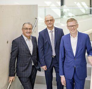 Joachim Bullmann, Martin Seiler, Christof Beutgen