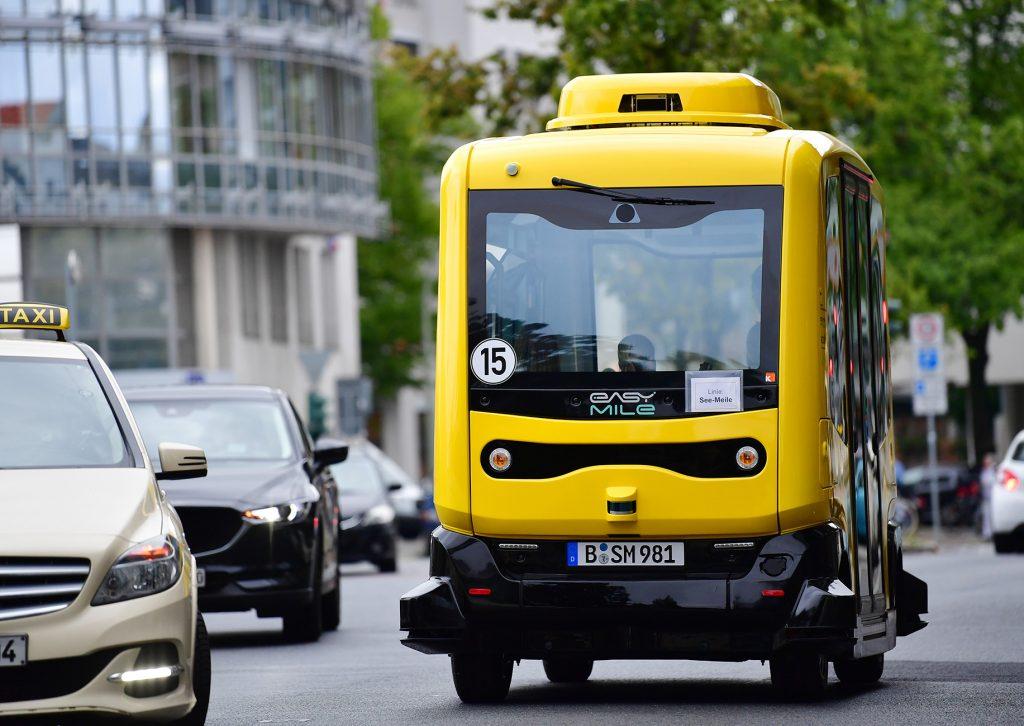 autonomer E-bus